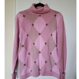 Liz Claiborne turtleneck sweater